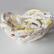 Посуда handmade. Livemaster - original item The Candy Keeper. Hand modeling. Ceramics. Handmade.