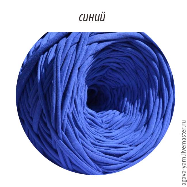 трикотажная пряжа лента в бобинах