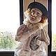 """Коллекционные куклы ручной работы. """"Кадриль"""". Ирина Filicity Art. Интернет-магазин Ярмарка Мастеров. Авторская кукла, кукла интерьерная"""