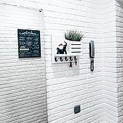 Для дома и интерьера handmade. Livemaster - original item Housekeepers in white. Handmade.