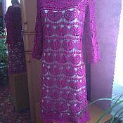 Одежда ручной работы. Ярмарка Мастеров - ручная работа платье ,,Сердечные дела,,. Handmade.