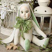 Куклы и игрушки ручной работы. Ярмарка Мастеров - ручная работа Тедди долл Соня. Handmade.