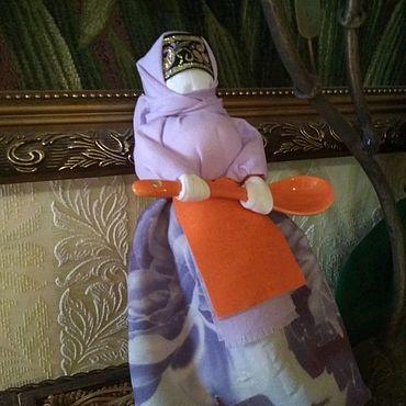 Куклы и игрушки ручной работы. Ярмарка Мастеров - ручная работа Кукла помощница на кухне. Handmade.