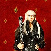 Куклы и игрушки ручной работы. Ярмарка Мастеров - ручная работа Трандуил король Лихолесья. Handmade.