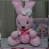 """Куклы и игрушки ручной работы. Ярмарка Мастеров - ручная работа Кролик """"Розочка"""". Handmade."""