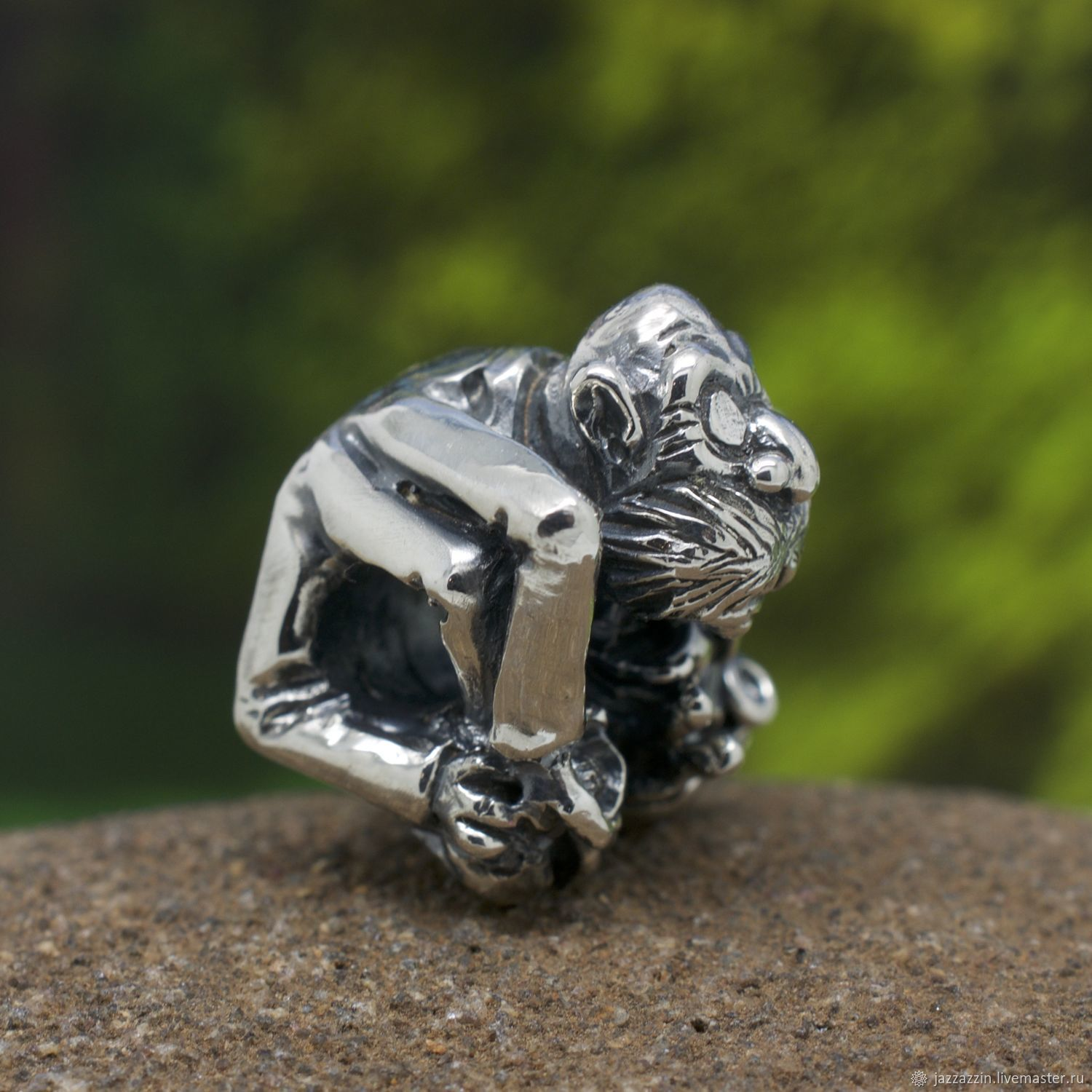 Kamaji charm – shop online on Livemaster with shipping FRQFB
