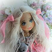 """Куклы и игрушки ручной работы. Ярмарка Мастеров - ручная работа Текстильная кукла """"Ева"""". Handmade."""