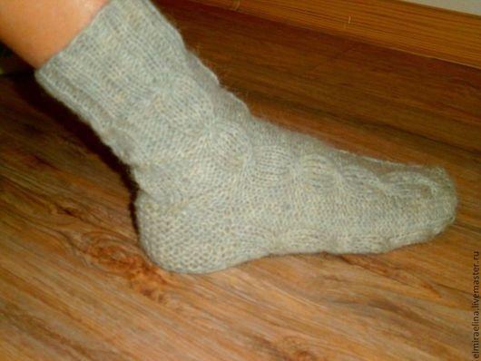 Носки, Чулки ручной работы. Ярмарка Мастеров - ручная работа. Купить Носки шерстяные. Handmade. Шерсть, зимняя мода