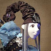 """Куклы и пупсы ручной работы. Ярмарка Мастеров - ручная работа Коллекционная кукла """"Голубая фея"""". Handmade."""