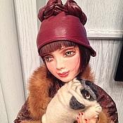 Куклы и игрушки ручной работы. Ярмарка Мастеров - ручная работа Милый друг. Handmade.