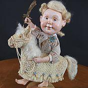 Куклы и игрушки ручной работы. Ярмарка Мастеров - ручная работа Кукла Григорий Орлов. Handmade.