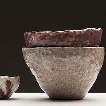 Посуда ручной работы. Ярмарка Мастеров - ручная работа Миска-салатник раку. Handmade.