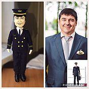 Портретная кукла ручной работы. Ярмарка Мастеров - ручная работа Портретная кукла: кукла по фото. Handmade.