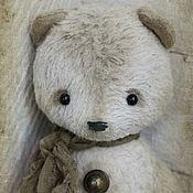 """Куклы и игрушки ручной работы. Ярмарка Мастеров - ручная работа """"Друзья в дорогу.Мишка"""". Мишки тедди. Handmade."""
