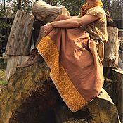 Одежда ручной работы. Ярмарка Мастеров - ручная работа Юбка в Этно и Бохо стиле. Handmade.