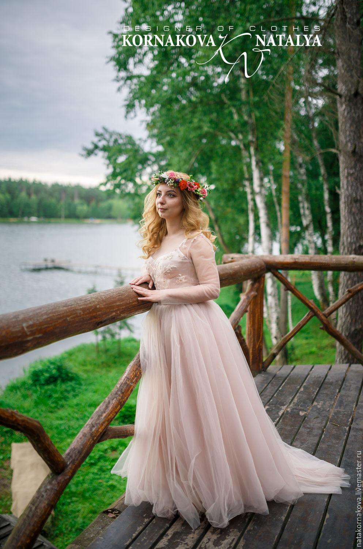 Wedding dress, Wedding dresses, Moscow,  Фото №1