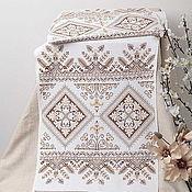 Свадебный салон ручной работы. Ярмарка Мастеров - ручная работа Свадебный рушник. Ручная вышивка.. Handmade.