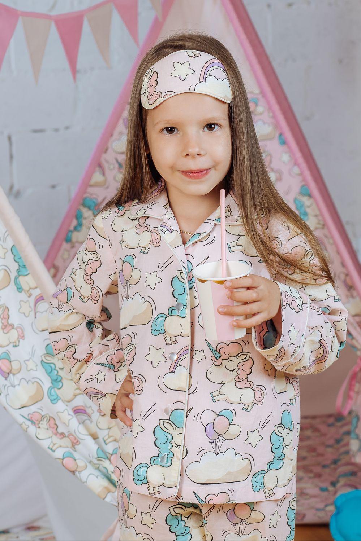 Children's pajamas 'Unicorns' size 116, Pajamas and robes, Ulyanovsk,  Фото №1