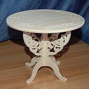 Материалы для творчества handmade. Livemaster - original item Puppet table.193.. Handmade.