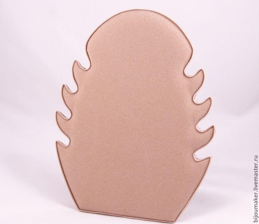 Подставка для бус из картона своими руками