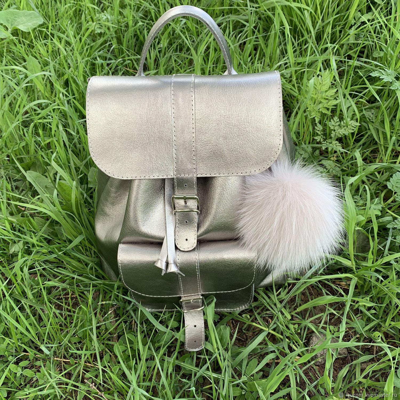 acc225f6ab94 Рюкзак женский кожаный – купить в интернет-магазине на Ярмарке ...