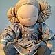 Вальдорфская игрушка ручной работы. Полишка, вальдорфская кукла. Тата и ребята (Tata-and-Co). Ярмарка Мастеров. Подарок девочке