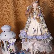 Куклы и игрушки ручной работы. Ярмарка Мастеров - ручная работа Лавандовая фея Мишель из Прованса. Handmade.
