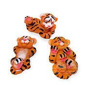 Косметика ручной работы handmade. Livemaster - original item Tiger Cub soap in the assortment of handmade as a gift for the new year 2022. Handmade.