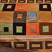 Для дома и интерьера ручной работы. Ярмарка Мастеров - ручная работа Покрывало Лабиринты любви.. Handmade.