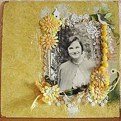 Подарки к праздникам ручной работы. Ярмарка Мастеров - ручная работа Оформление фотографии. Handmade.