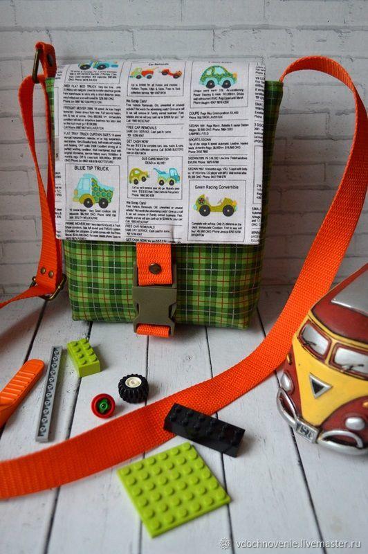 Bag boy's 'Cars', Bags, Kolomna,  Фото №1