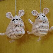 Мягкие игрушки ручной работы. Ярмарка Мастеров - ручная работа Свинка МК. Handmade.