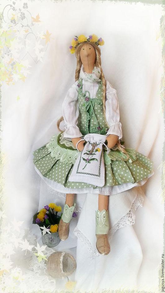 Куклы Тильды ручной работы. Ярмарка Мастеров - ручная работа. Купить В Мечтах о Провансе  (в стиле Тильда ) МЕЛИССА. Handmade.