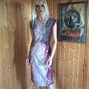 """Одежда ручной работы. Ярмарка Мастеров - ручная работа Платье """"По следам другой планеты"""". Handmade."""