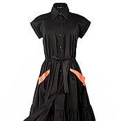 """Одежда ручной работы. Ярмарка Мастеров - ручная работа """"Shirt dress"""". Handmade."""