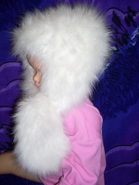 Шапки ручной работы. Ярмарка Мастеров - ручная работа. Купить Пуховые шапки из кроличьего и  собачьего пуха №10. Handmade. Пух