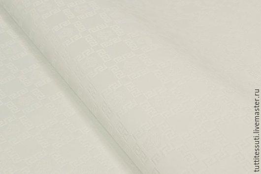 Шитье ручной работы. Ярмарка Мастеров - ручная работа. Купить Ткань для сумок 20-003-1930. Handmade. Белый