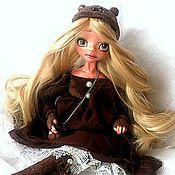 Куклы и игрушки ручной работы. Ярмарка Мастеров - ручная работа Винили Брауни Bear (Миша) продана. Handmade.