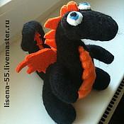 Куклы и игрушки handmade. Livemaster - original item Dragon Osia. Handmade.