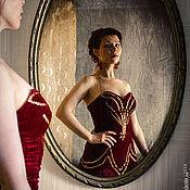 """Одежда ручной работы. Ярмарка Мастеров - ручная работа Платье  """"Скарлетт"""". Handmade."""
