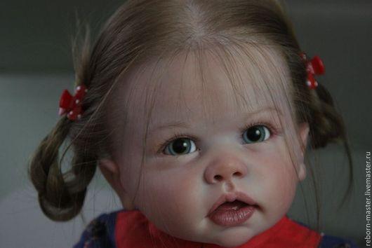 Куклы-младенцы и reborn ручной работы. Ярмарка Мастеров - ручная работа. Купить Реборн Типпи. Handmade. Тёмно-синий, винил