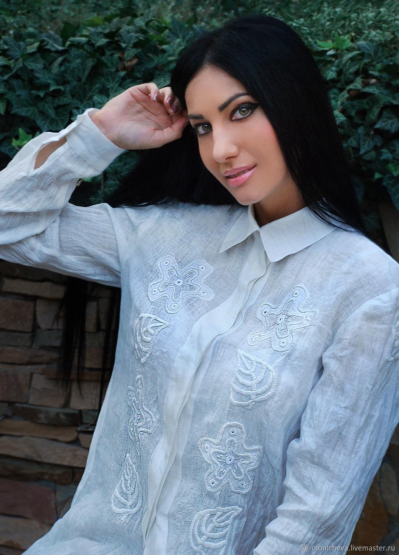 Стильные Блузки Рубашки Доставка