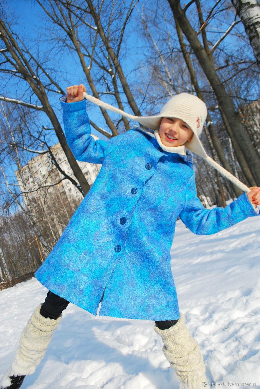 Пальто Зима, Верхняя одежда детская, Киев,  Фото №1
