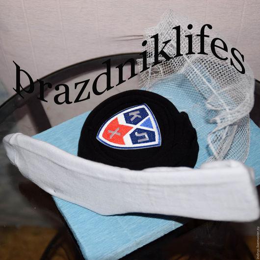 Персональные подарки ручной работы. Ярмарка Мастеров - ручная работа. Купить Хоккей из носков, шайба - подарок хоккеисту, мужчине. Handmade.