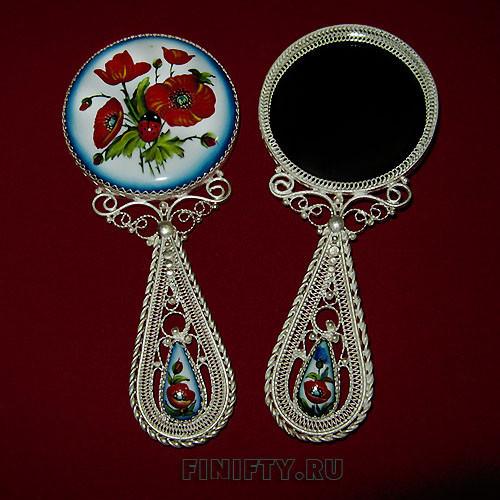 Зеркало, Зеркала карманные, Пушкино,  Фото №1