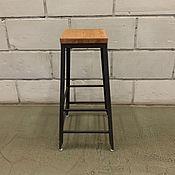 Стулья ручной работы. Ярмарка Мастеров - ручная работа Барный стул Paris. Handmade.