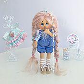 Куклы и игрушки ручной работы. Ярмарка Мастеров - ручная работа Интерьерная текстильная кукла. Сшита с любовью.. Handmade.