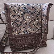 Сумки и аксессуары ручной работы. Ярмарка Мастеров - ручная работа сумка деловая. Handmade.