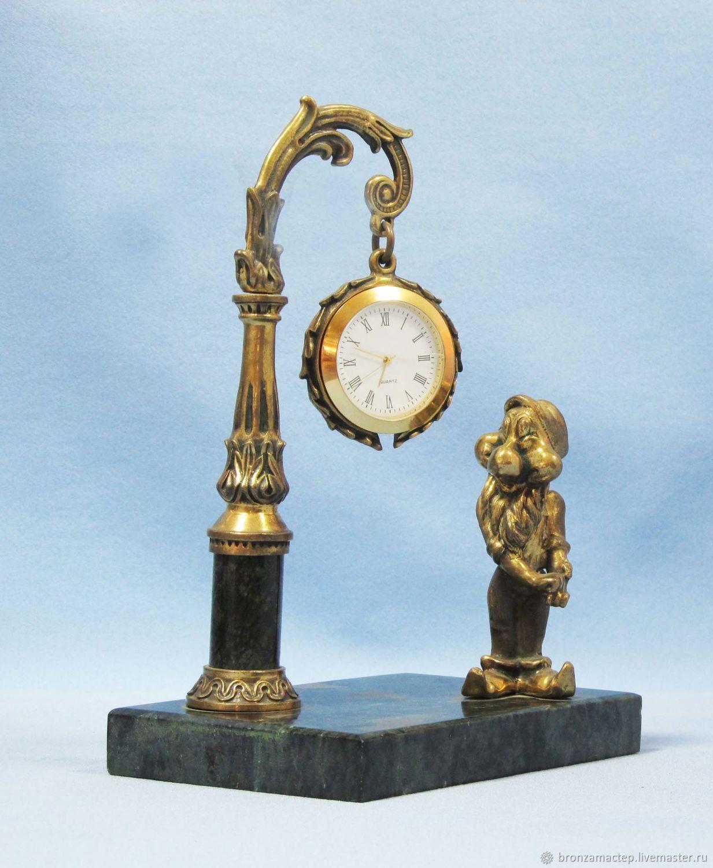 """Часы для дома ручной работы. Ярмарка Мастеров - ручная работа. Купить Часы """" Свидание """". Handmade. Подарок, часы"""