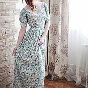 Одежда ручной работы. Ярмарка Мастеров - ручная работа Платье на заказ. Handmade.